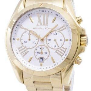 Michael Kors montre unisexe surdimensionnés Bradshaw Quartz chronographe MK6266