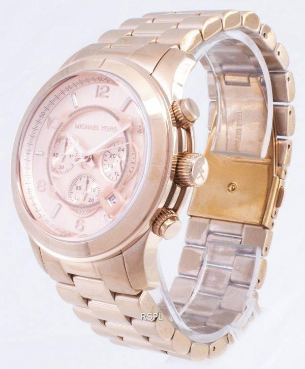 Michael Kors chronographe piste MK8096 montre unisexe