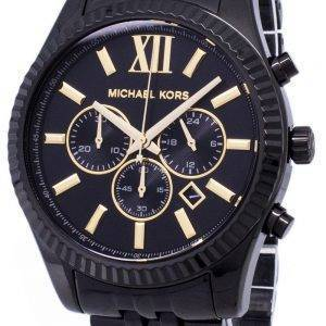 Michael Kors Lexington MK8603 chronographe Quartz analogique montre homme