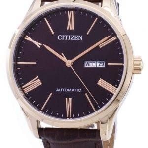 Citizen mécanique NH8363-14 X automatique analogique montre homme