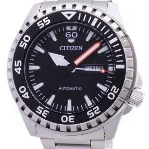 Montre Citizen mécanique NH8388-81f automatique analogique homme
