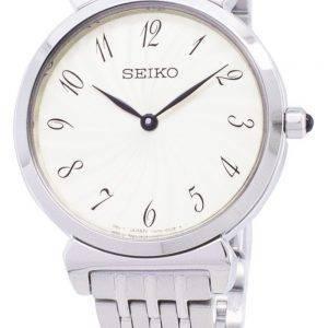 Seiko Quartz SFQ801 SFQ801P1 SFQ801P analogiques Women Watch