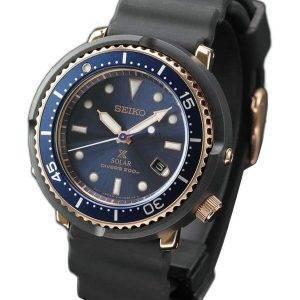 Montre 200M masculin Seiko Prospex STBR008 Limited Edition, montre de plongée