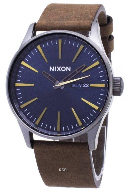 Montre Nixon Sentry A105-2984-00 analogique Quartz homme