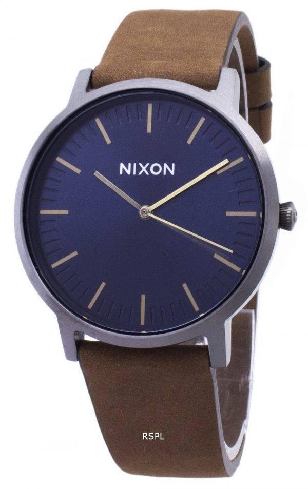 Montre Nixon Porter A1058-2984-00 analogique Quartz homme