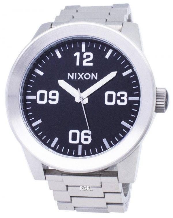 Montre Nixon le caporal SS A346-000-00 analogique Quartz homme