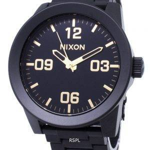 Montre Nixon le caporal SS A346-1041-00 analogique Quartz homme