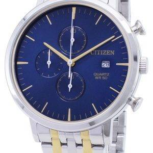 Montre Citizen Chronograph AN3614 - 54L Quartz analogique homme