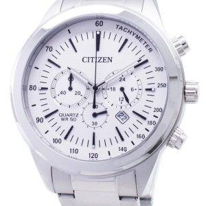 Montre Citizen Chronograph AN8150-56 a tachymètre Quartz homme