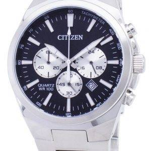 Montre Citizen Chronograph AN8170-59E tachymètre Quartz homme