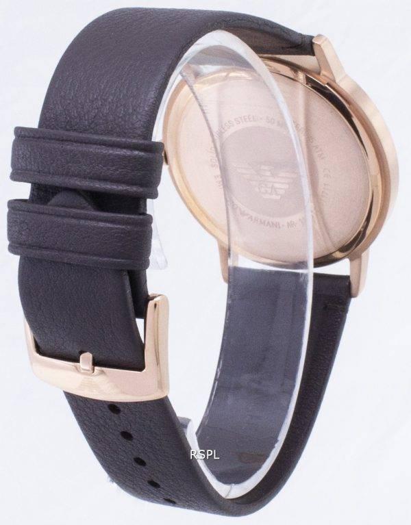 Montre Emporio Armani Kappa Quartz AR11011 masculin