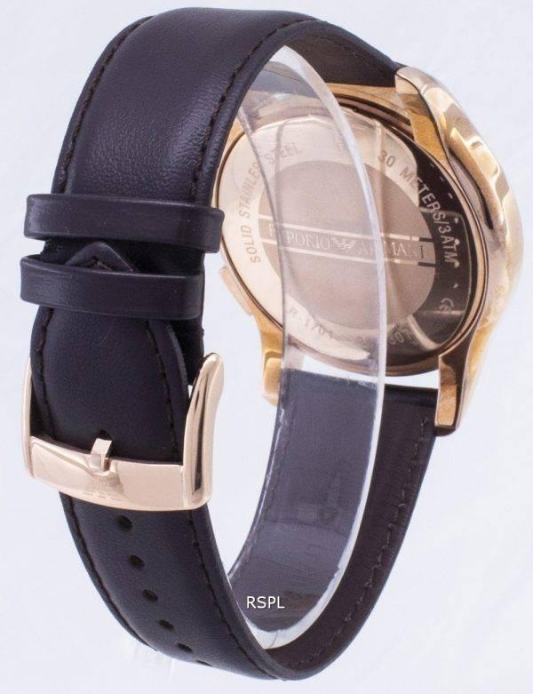 Montre Emporio Armani Classic Retro Chronographe Quartz AR1701 masculin
