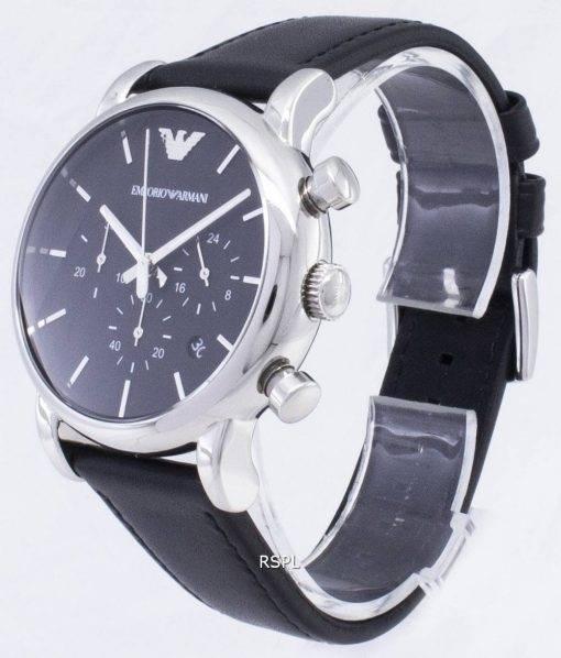 Montre Emporio Armani Chronographe Quartz AR1733 masculin