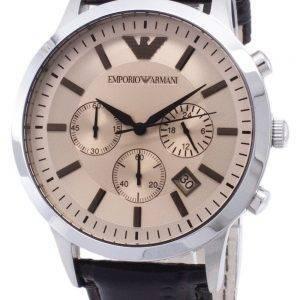 Montre Emporio Armani Classic Chronographe Quartz AR2433 masculin