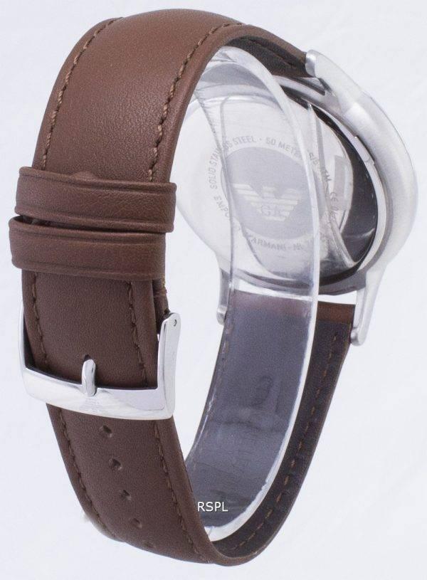 Montre Emporio Armani classique Quartz AR2463 masculin