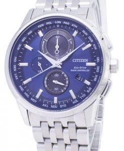 Citizen Eco-Drive AT8110 - 61L radiocommandés chronographe montre homme