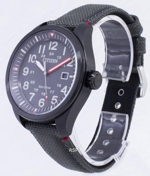 Citizen Eco-Drive AW5005 - 39H analogique montre homme