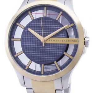 Armani Exchange Quartz AX2403 montre homme