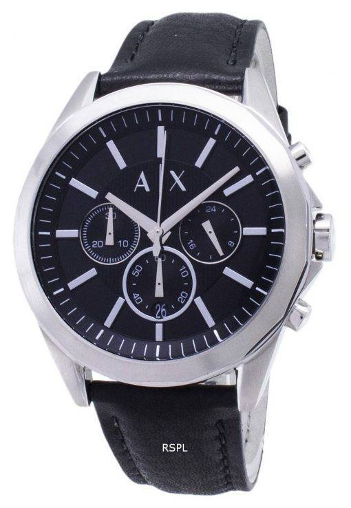 Armani Exchange Chronographe Quartz AX2604 montre homme