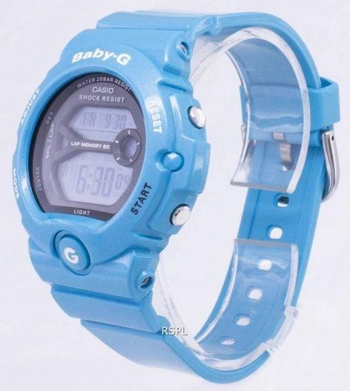 Montre Casio Baby-G BG-6903-2D BG6903-2D résistant aux chocs Digital 200M féminin