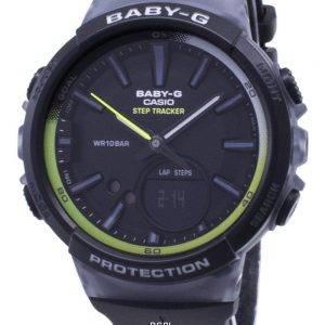 Casio Baby-G BGS-100-1 a BGS100-1 a Step Tracker analogique numérique Women Watch
