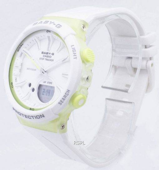 Montre Casio Baby-G BGS100-7 a 2 de BGS-100-7 a 2 étape Tracker analogique numérique des femmes