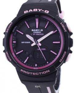 Casio Baby-G BGS-100RT-1 a BGS100RT-1 a Step Tracker analogique numérique Women Watch