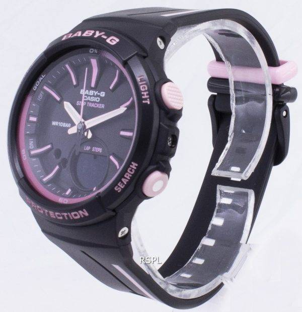 Casio Baby-G BGS-100RT-1 a BGS100RT-1 a Step Tracker analogique numérique Women Watch