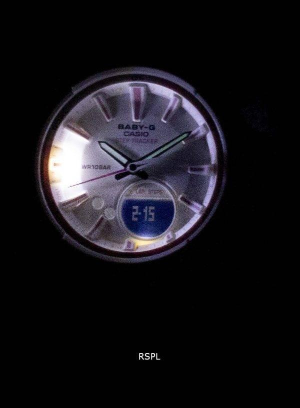 Casio Baby-G BGS100RT de BGS-100RT-7 a-7 a étape Tracker analogique numérique Women Watch