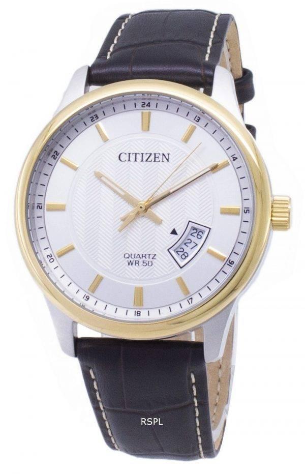 Montre analogique masculine Citizen Quartz BI1054-12 a
