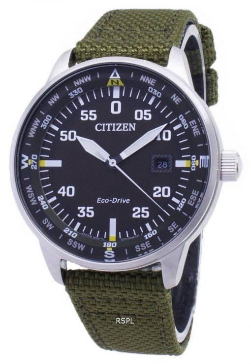 Citizen Eco-Drive BM7390-22 X analogique montre homme