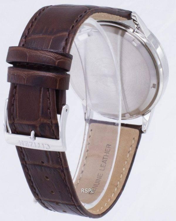 Citizen Eco-Drive BU2070 - 12L chronographe analogique montre homme