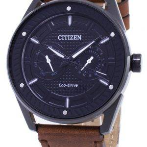 Citizen Eco-Drive BU4028-18E Power Reserve analogique montre homme