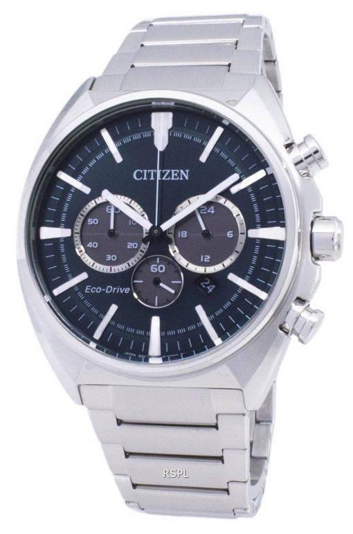 Citizen Eco-Drive CA4280 - 53L chronographe analogique montre homme