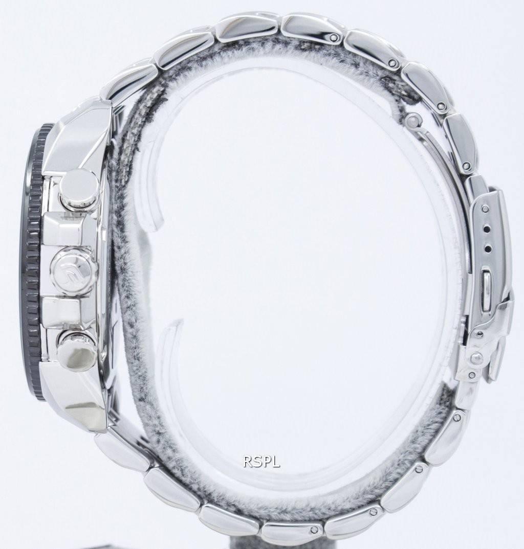 Casio Edifice EF 558D 1AV chronographe EF 558D 1 a France  TXZl6