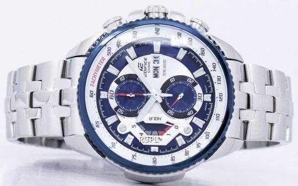 Casio Edifice chronographe EF-558D-2AV