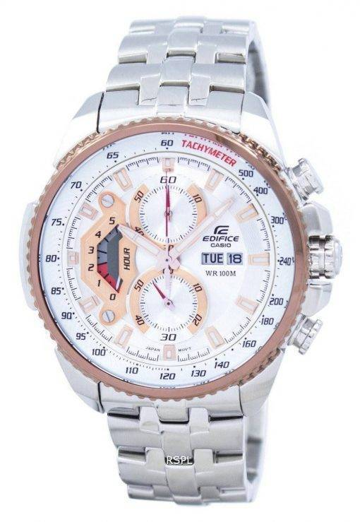 Casio Edifice chronographe EF-558D-7AV