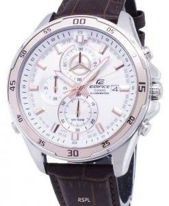 Casio Edifice ef-547L-7AV EFR547L-7AV chronographe illuminateur analogique montre homme