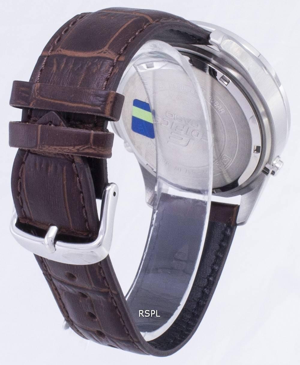 Casio Edifice ef 547L 7AV EFR547L 7AV chronographe  2u0oE