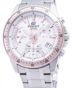 Montre Casio Edifice EFV-540D-7BV EFV540D-7BV chronographe Quartz homme