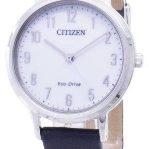 Montre analogique dames Citizen Eco-Drive EM0571-16 a