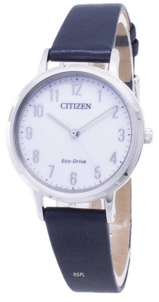 Montre analogique dames Citizen Eco-Drive EM0571-16 a