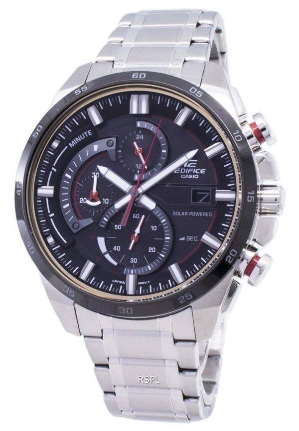 Montre Casio Edifice EQS-600DB-1 a 4 EQS600DB-1 a 4 chronographe analogique masculine