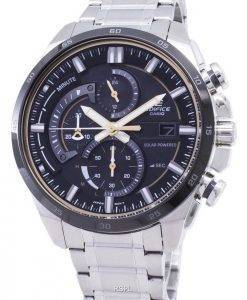Montre Casio Edifice EQS-600DB-1 a 9 EQS600DB-1 a 9 chronographe analogique masculine