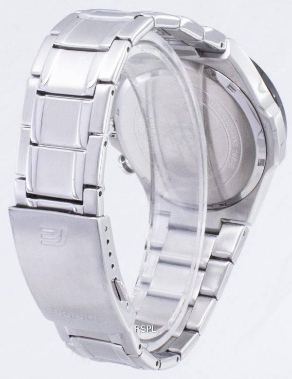 Montre Casio Edifice EQS-920DB-1BV EQS920DB-1BV solaire chronographe hommes