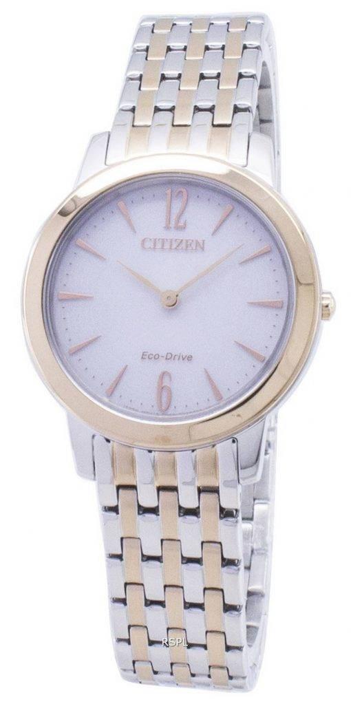 Montre Citizen Eco-Drive EX1496-82 a analogique féminin