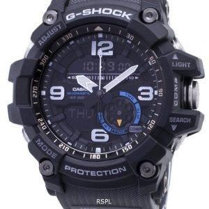 Casio G-Shock GG-1000-1 a 8 GG1000-1 a 8 Mudmaster Twin Sensor 200M analogique numérique montre homme