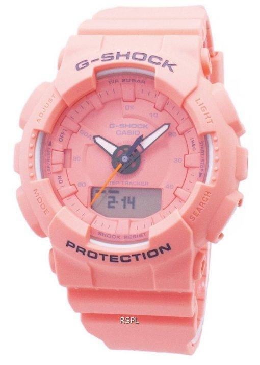 Casio G-Shock GMAS130VC de GMA-S130VC-4 a-4 a étape Tracker Analog Digital 200M Watch hommes