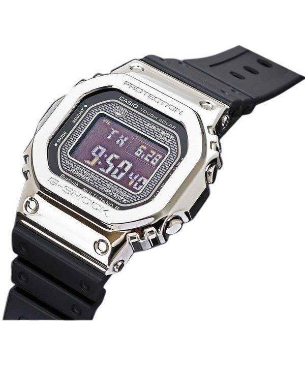 Montre Casio G-Shock GMW-B5000-1JF Multiband 6 Bluetooth 200M masculin
