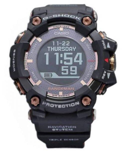 Montre Casio G-Shock Rangeman GPR-B1000TF-1JR océan de Magma 200M masculin